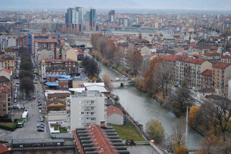 Turin eye for Borgo dora torino