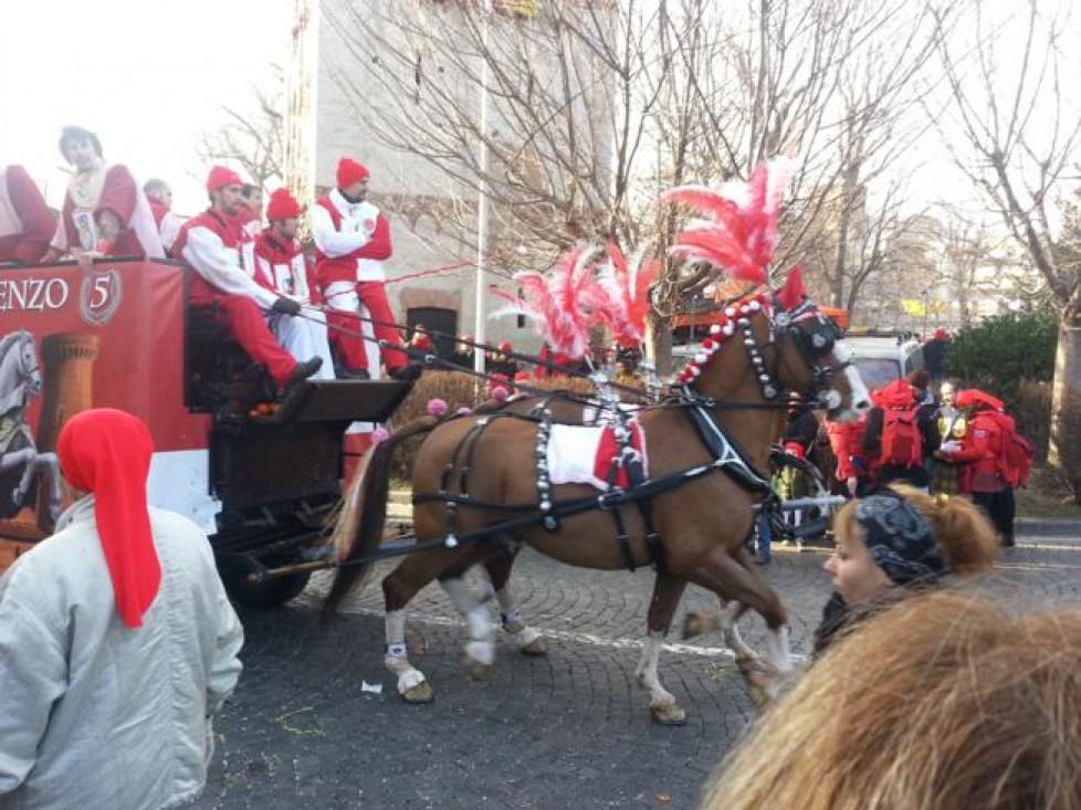 Ivrea Carnival '13