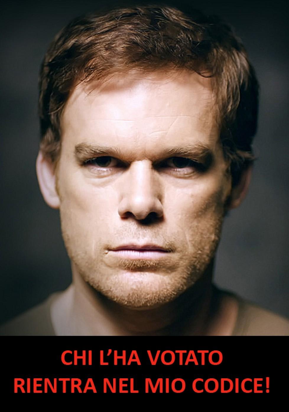 Dexter code